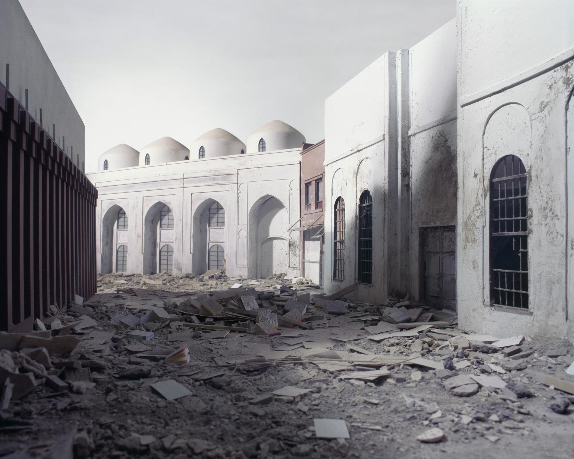وفاء بلال ، سلسلة رماد - شارع المتنبي ، ٢٠٠٣ - ٢٠١٤